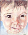 Thumbnail of Drawing: Clara at 9 Months